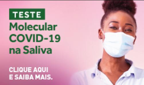 DIAGNÓSTICO MOLECULAR CORONAVÍRUS SARS-CoV-2 – SALIVA