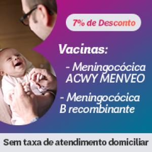 PACOTE DE VACINA 3 MESES