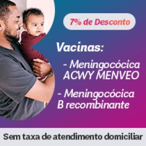 PACOTE DE VACINA 5 MESES