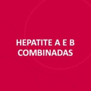 VACINA HEPATITE A E B COMBINADAS