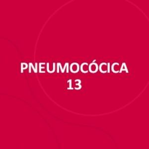 VACINA PNEUMONIA CONJUGADA 13-VALENTE